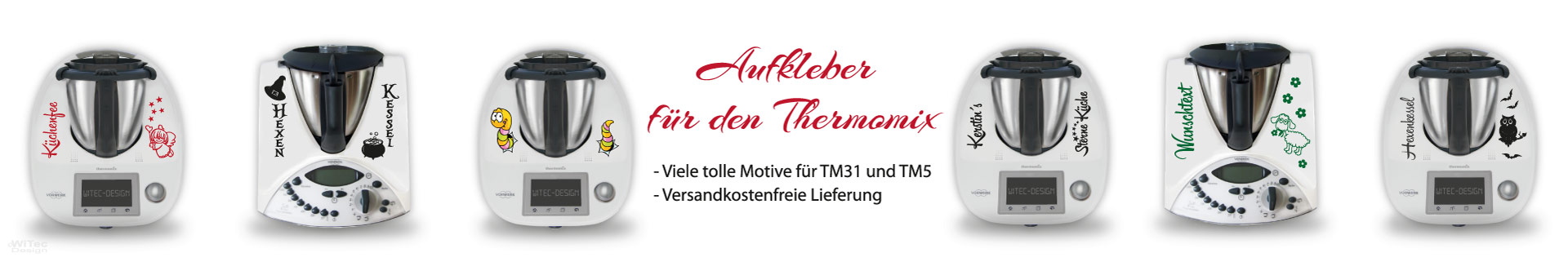 thermomixaufkleber