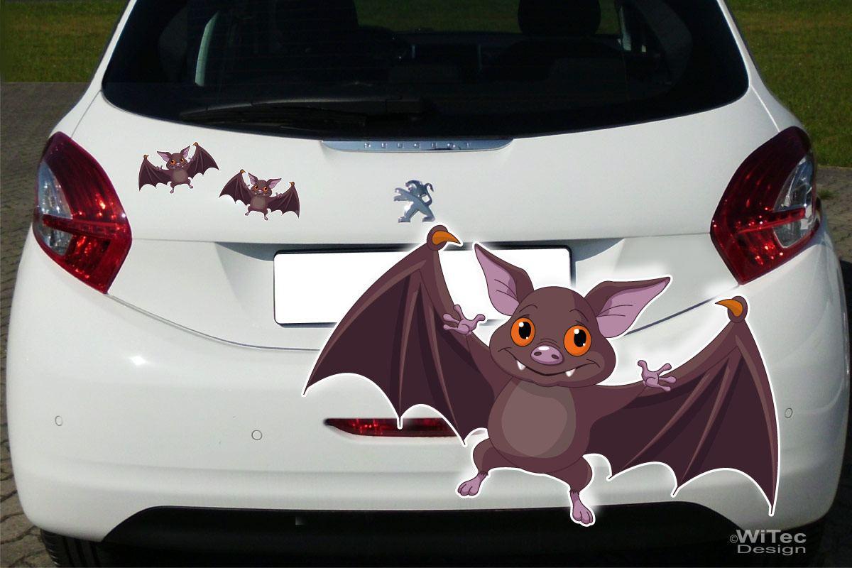 Autoaufkleber Fledermaus Auto Aufkleber Sticker