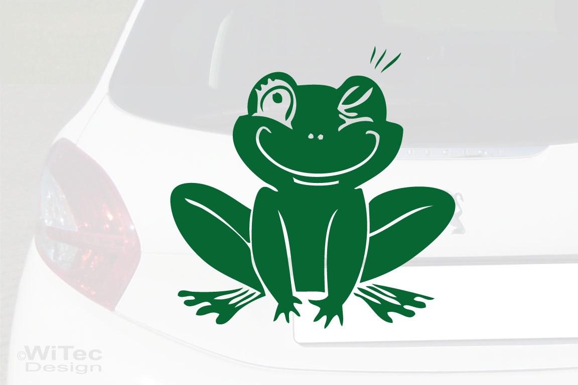 Auto Aufkleber Frosch Autoaufkleber Tattoo
