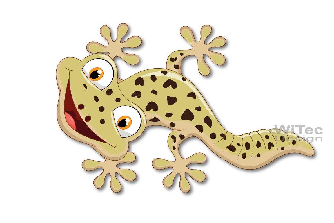 Autoaufkleber Gecko Gekko Digitaldruck Auto Aufkleber