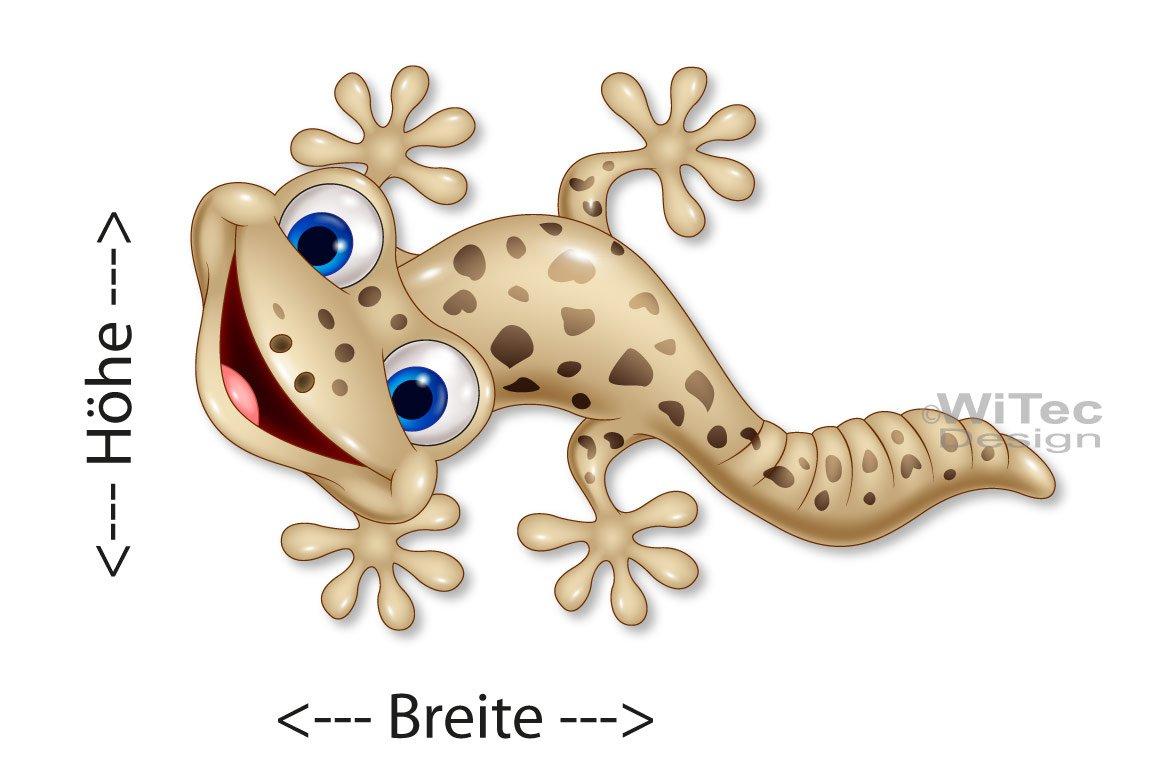 Autoaufkleber Gecko Gekko Auto Aufkleber Digitaldruck