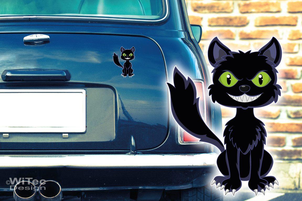 Autoaufkleber Katze Kätzchen Auto Aufkleber Digitaldruck