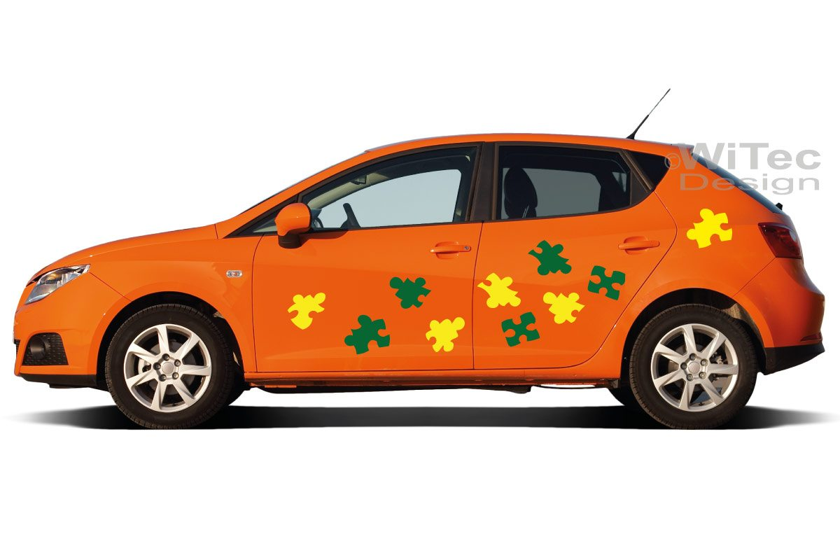 Autoaufkleber Schmetterling Auto Aufkleber Sticker