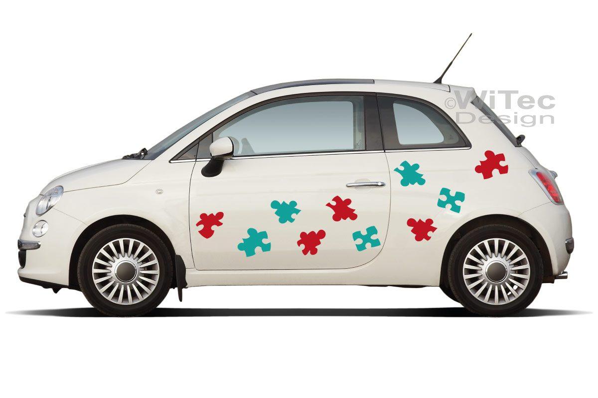 Autoaufkleber Schmetterling Auto Aufkleber Set Tattoo