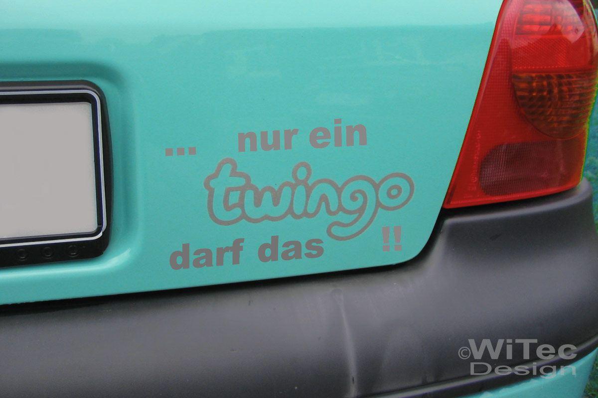 Autoaufkleber Aufkleber Schriftzug Sticker