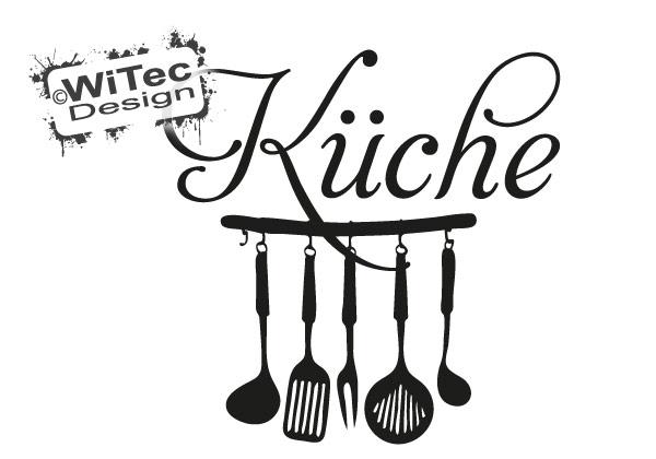 Türaufkleber Küche