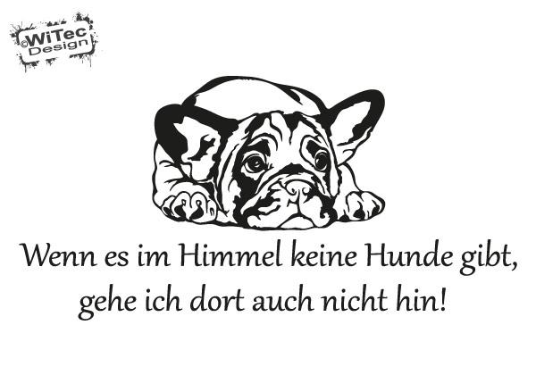 Französische küche comic  Französische Bulldogge Zitat Hunde Wandaufkleber Aufkleber