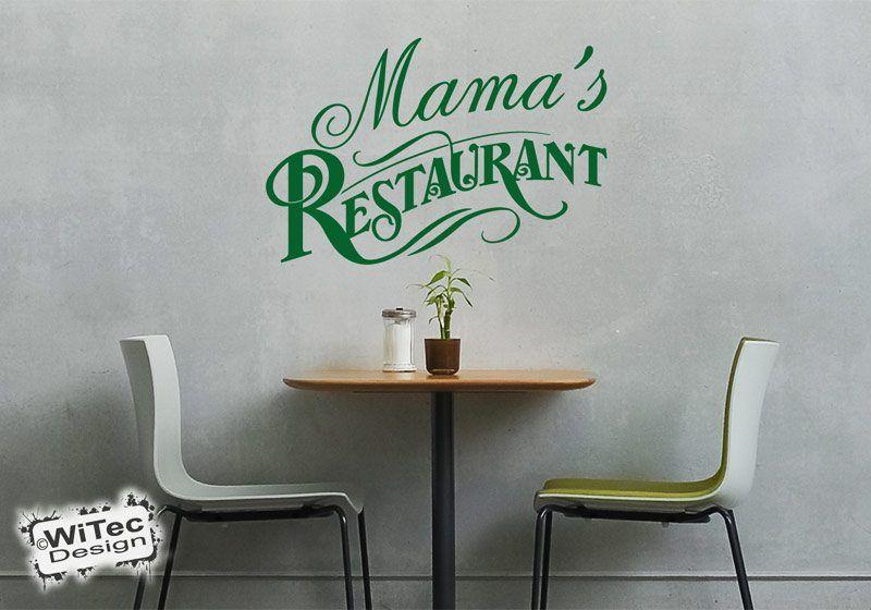 Wandtattoo Küche Essen Wandaufkleber