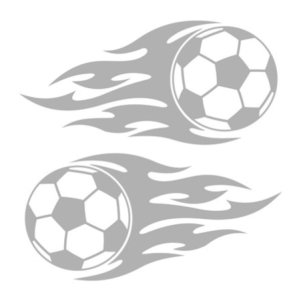Autoaufkleber Fussball Fußball Auto Aufkleber