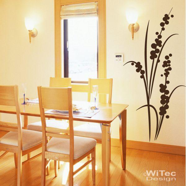Wa003 wandtattoo pflanze wandaufkleber wohndesign for Wohndesign versand