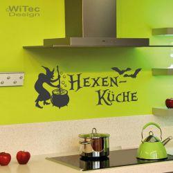 Hexen Küche Wandtattoo Hexenküche Wandaufkleber