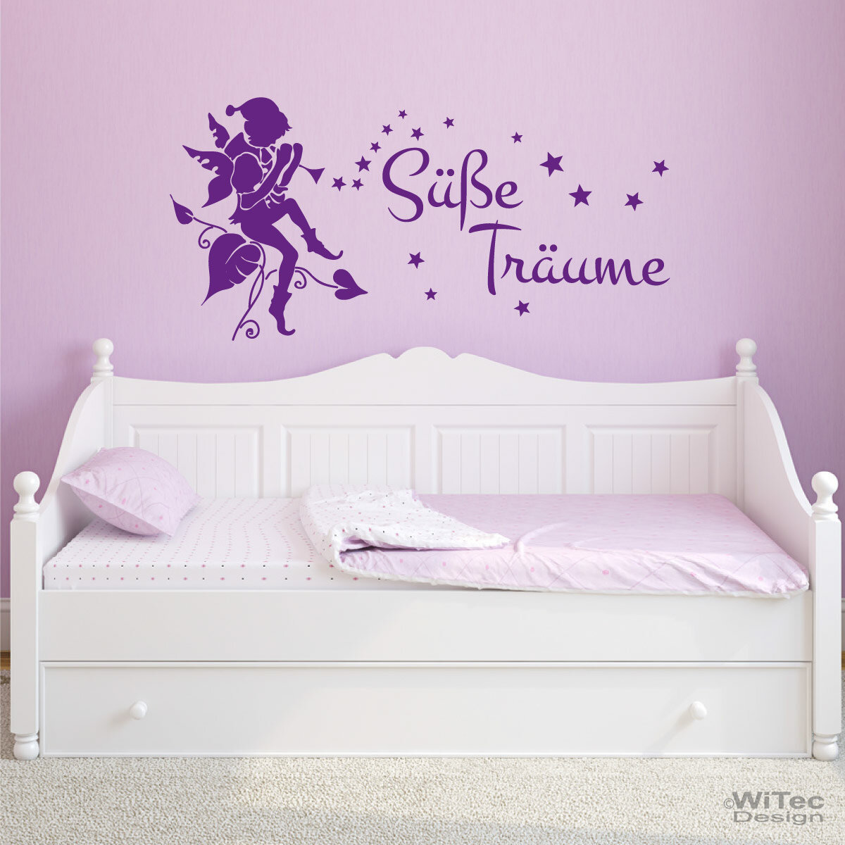 wandtattoo kinderzimmer s e tr ume. Black Bedroom Furniture Sets. Home Design Ideas