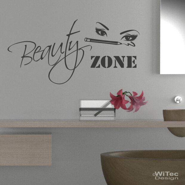 Wandtattoo Badezimmer Beauty Zone Wandaufkleber