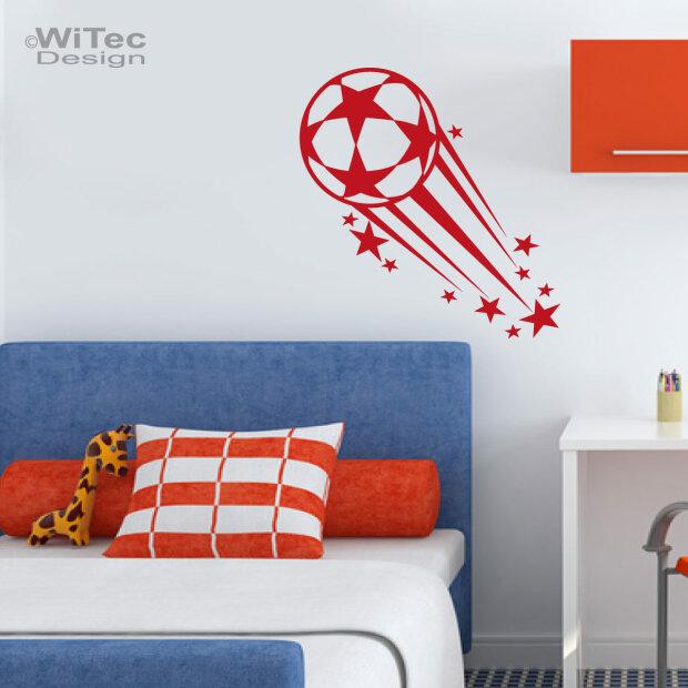 wandtattoo sterne kinderzimmer wandsticker. Black Bedroom Furniture Sets. Home Design Ideas