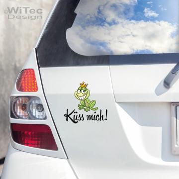 Frosch Autoaufkleber Auto Aufkleber Tattoo Sticker
