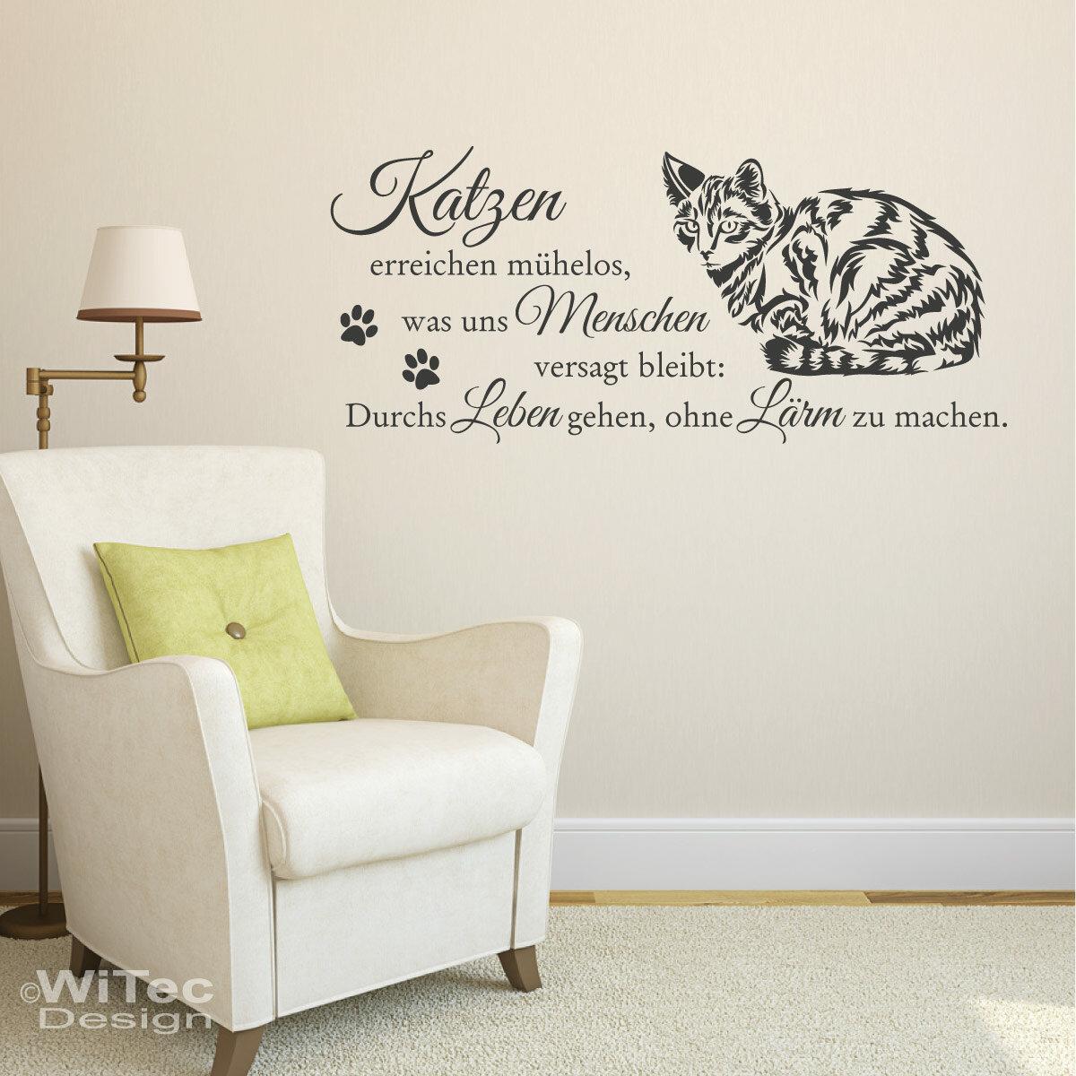 Wandtattoo Katzenpfoten : Wandtattoo katzenpfoten tattoos