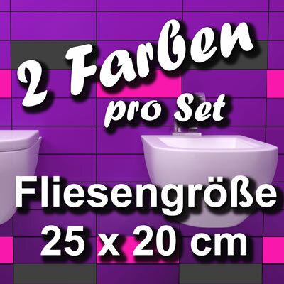 fa701 fliesenaufkleber 1qm fliesenfolie badezimmer 10x10. Black Bedroom Furniture Sets. Home Design Ideas