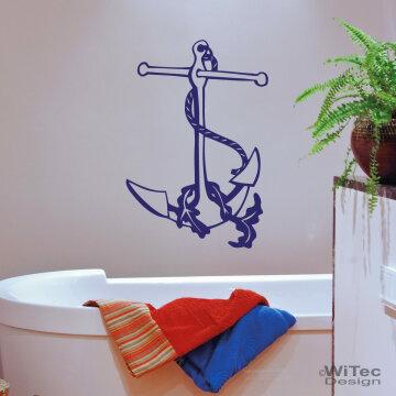 Badezimmer - Wandtattoo maritim ...