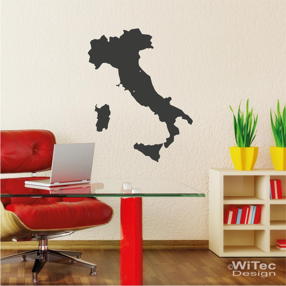 Wandaufkleber ITALIEN Wandtattoo Wohnzimmer