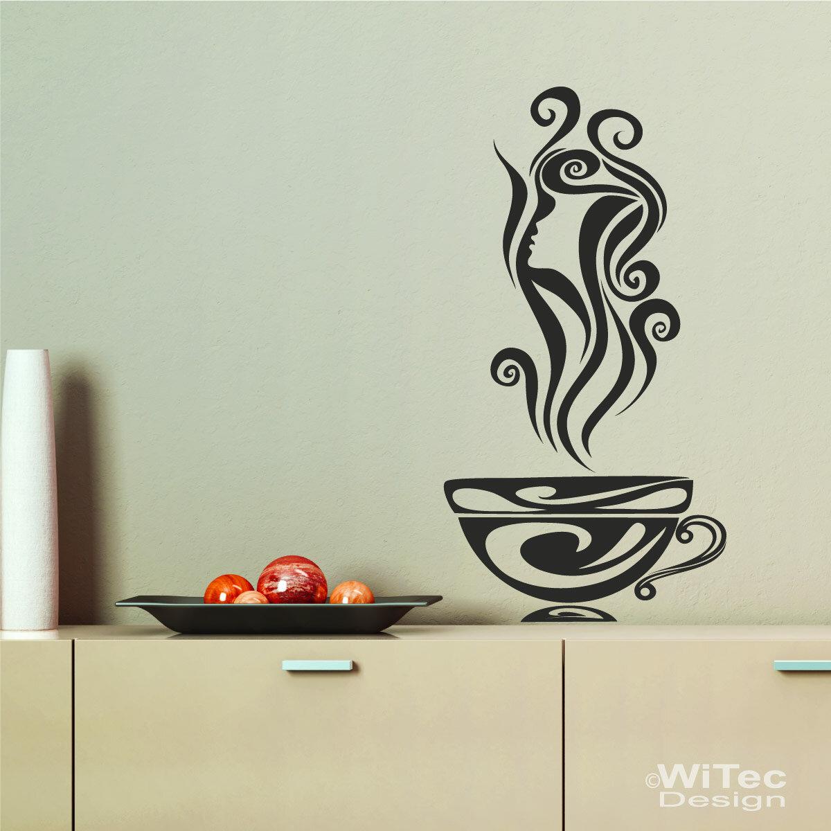 wandaufkleber kaffee k che wandaufkleber. Black Bedroom Furniture Sets. Home Design Ideas